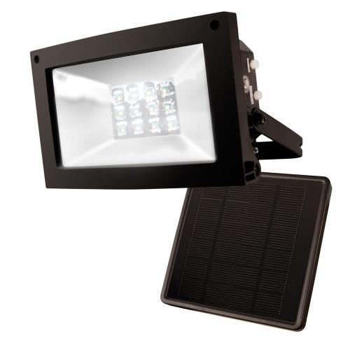 Maxsa Innovations 40330 Solar-Powered Flood Light