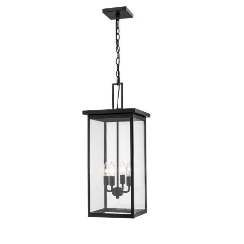 Millennium Lighting 2605 27 Inch Four Light Outdoor Hanging Lantern