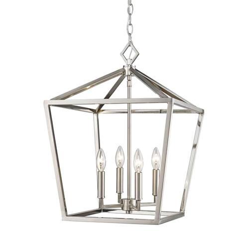 Millennium Lighting 3244 4 Light Pendant