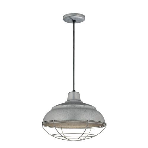 Millennium Lighting RWHC14 R Series - 14 Inch Warehouse/Cord Hung