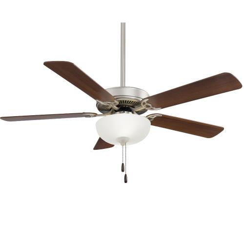 Minka Aire Fans F448L Contractor - Uni-Pack LED Ceiling Fan - 18 inches tall by 52 inches wide