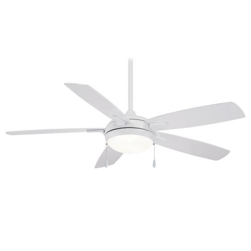 Minka Aire Fans F534L Lun-Aire - LED Ceiling Fan in Transitional Style - 15.25 inches tall by 54 inches wide
