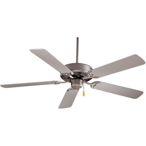 Minka Aire Fans F546-BS Contractor - Ceiling Fan - 11.5 inches tall by 42 inches wide