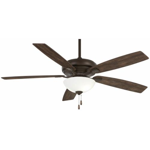 Minka Aire Fans F552L Watt II - Ceiling Fan with Light Kit - 20.5 inches tall by 60 inches wide