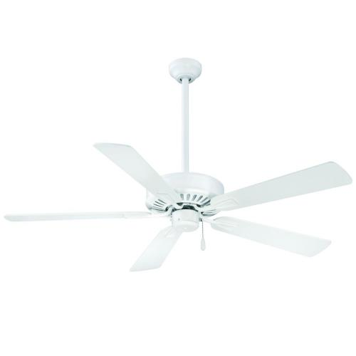 Minka Aire Fans F556 Contractor Plus - Ceiling Fan in Transitional Style - 12.25 inches tall by 52 inches wide