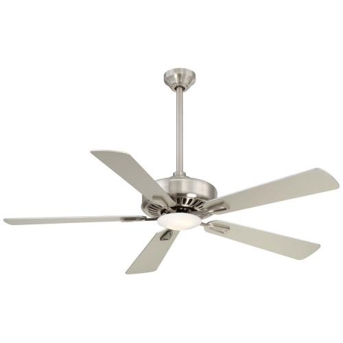 "Minka Aire Fans F556L Contractor - 52"" Ceiling Fan with Light Kit"