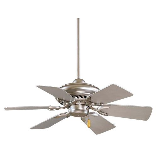 Minka Aire Fans F562 Supra - Ceiling Fan in Transitional Style - 12.5 inches tall by 32 inches wide