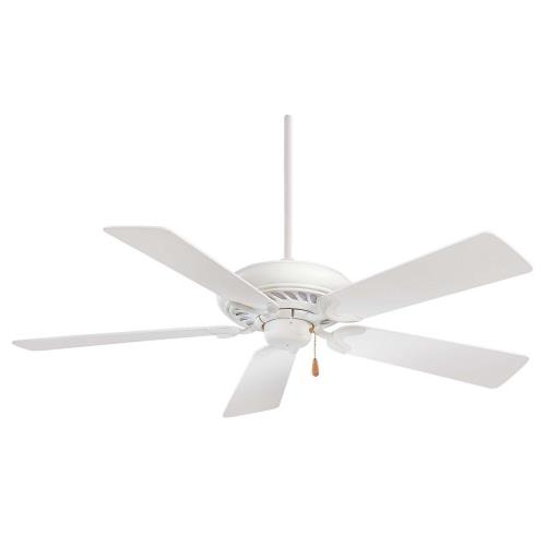 Minka Aire Fans F568 Supra - Ceiling Fan in Transitional Style - 13 inches tall by 52 inches wide