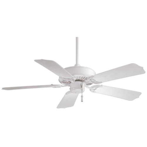 Minka Aire Fans F572 Sundance - Outdoor Ceiling Fan in Traditional Style - 14.75 inches tall by 42 inches wide