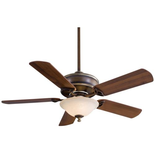 Minka Aire Fans F620 Bolo - 52 Inch Ceiling Fan with Light Kit