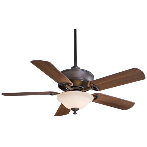 Minka Aire Fans F620 Bolo - 52 Inch Ceiling Fan with Light Kit