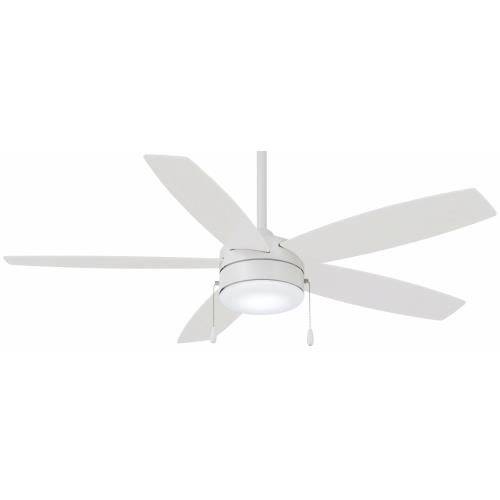Minka Aire Fans F673L Airetor - Ceiling Fan with Light Kit - 14.5 inches tall by 52 inches wide
