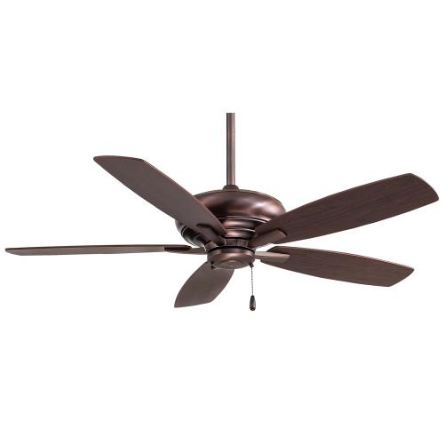 Minka Aire Fans F688 Kola - Ceiling Fan in Transitional Style - 15.5 inches tall by 52 inches wide