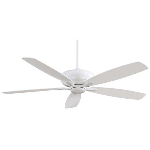 Minka Aire Fans F689 Kola - Ceiling Fan in Transitional Style - 13.25 inches tall by 60 inches wide