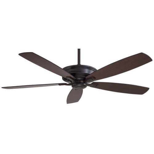 Minka Aire Fans F696 Kafe - Ceiling Fan in Transitional Style - 15 inches tall by 60 inches wide