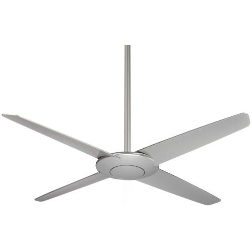 Minka Aire Fans F738 Pancake - Ceiling Fan in Contemporary Style - 9.75 inches tall by 52 inches wide
