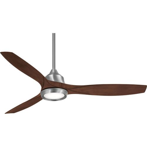 Minka Aire Fans F749L Sky Hawk - Ceiling Fan with Light Kit - 15.5 inches tall by 60 inches wide