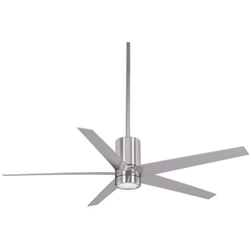 Minka Aire Fans F828 Symbio - Ceiling Fan with Light Kit in Contemporary Style - 17.75 inches tall by 56 inches wide