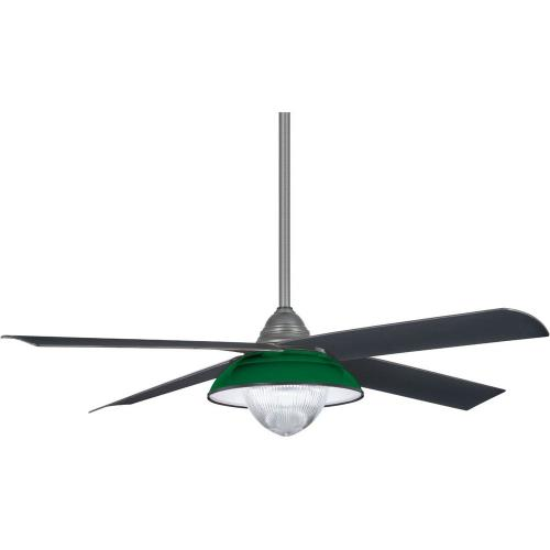 Minka Aire Fans FS683L Custom - Steel Shade For The Shade (F683) Ceiling Fan in Transitional Style - 3.75 inches tall by 13.88 inches wide