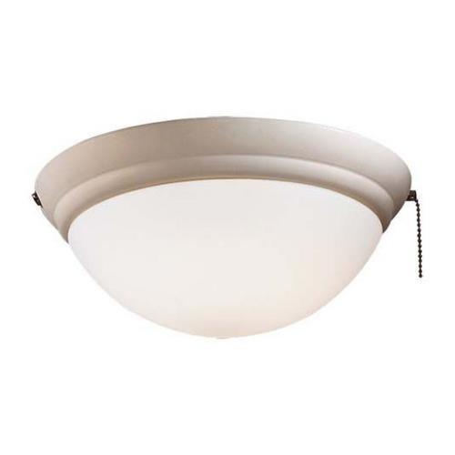 Minka Aire Fans K9375 Accessory - 11.25 Inch One Light Bowl Kit