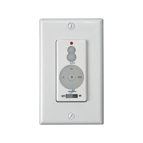 Minka Aire Fans WC211 Accessory - Wall Control System with Dimmer