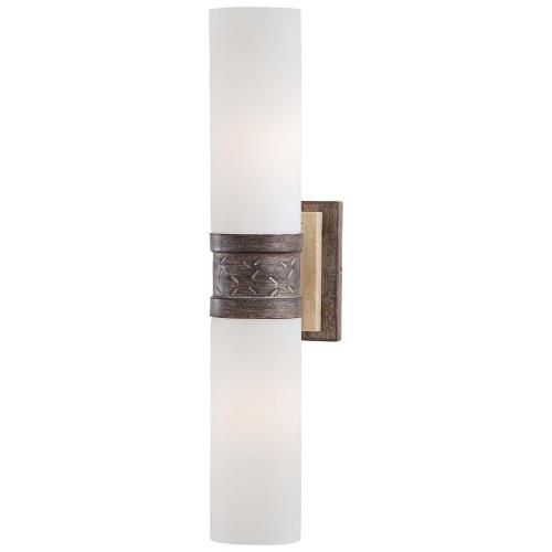 Minka Lavery 4462-273 Compositions - Two Light Wall Sconce