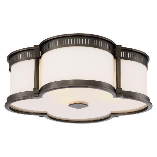 Minka Lavery 824-L 16.25 Inch 1 LED Flush Mount