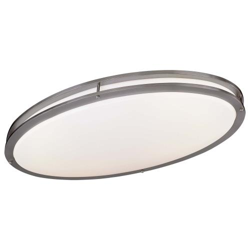 Minka Lavery 864-84-PL 32.5 Inch Two Light Flush Mount