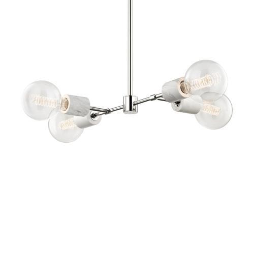 Mitzi H120704 Asime - Four Light Pendant