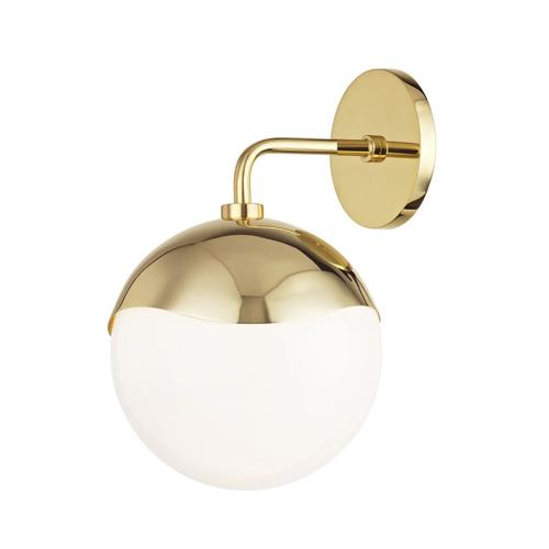Mitzi H125101 Ella - One Light Wall Sconce