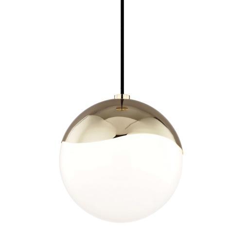 Mitzi H125701L Ella - One Light Large Pendant