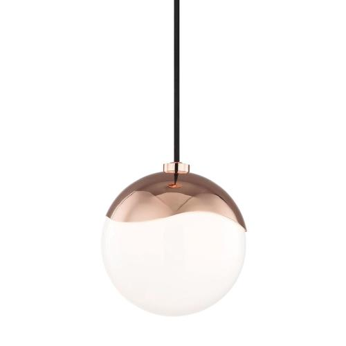 Mitzi H125701S Ella - One Light Small Pendant