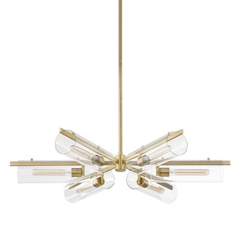 Mitzi H326806 Ariel - Six Light Chandelier