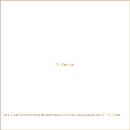 Modern Forms Fans F-WC Accessory - 4.63 Inch 6-Speed RF Ceiling Fan Wall Control with Single Pole Wallplate