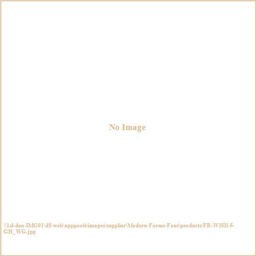 Modern Forms Fans FR-W1811-5 Aviator - 54 Inch 5-Blade Ceiling Fan with Wall Control
