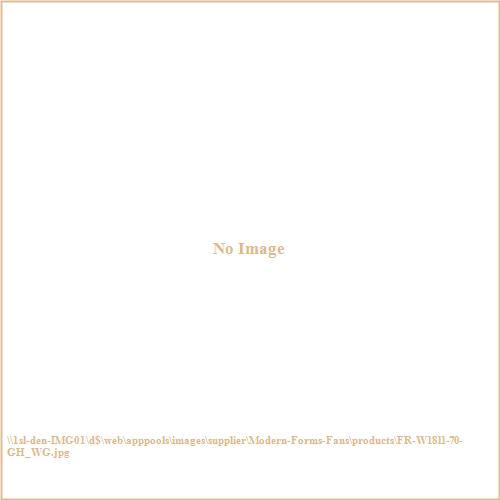 Modern Forms Fans FR-W1811-70 Aviator - 70 Inch 5-Blade Ceiling Fan with Wall Control