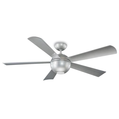 Modern Forms Fans FR-W1816-62L Orb - 62 Inch 5 Blade Ceiling Fan with Light Kit and Wall Control