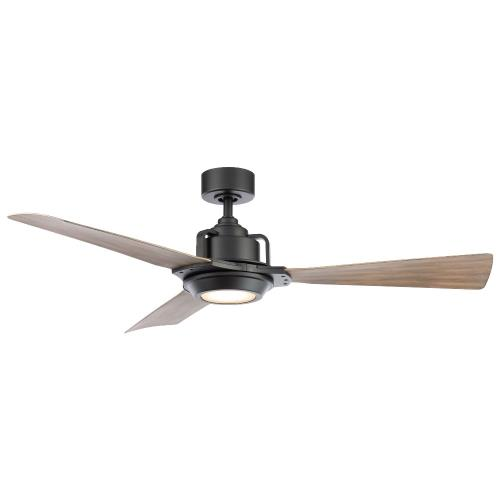 Modern Forms Fans FR-W1817-56L Osprey - 56 Inch 3-Blade Ceiling Fan with Light Kit and Remote Control