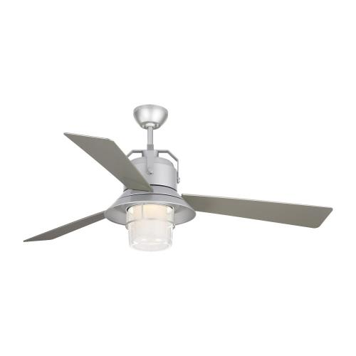 Monte Carlo Fans 3BTR54 Boynton - 54 Inch Ceiling Fan with Light Kit