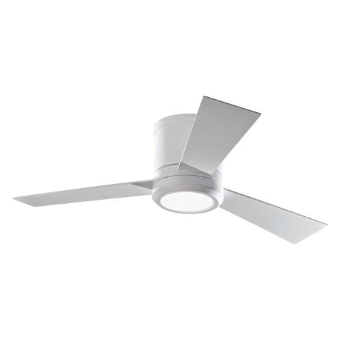 Monte Carlo Fans 3CLYR42-II 3 Blade 42 Inch Ceiling Fan with Handheld Control and Includes Light Kit
