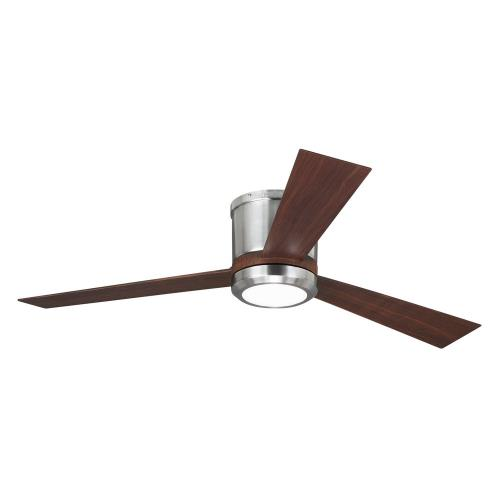 Monte Carlo Fans 3CLYR52-96 3 Blade 52 Inch Ceiling Fan with Handheld Control and Includes Light Kit