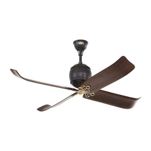 Monte Carlo Fans 4GIR60ATIHAB Volta - Ceiling Fan - 60 Inches Wide by 21.9 Inches High