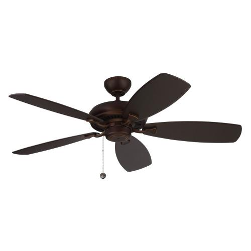 Monte Carlo Fans 5DM52RB Designer Max 5 Blade 52 Inch Ceiling Fan with Pull Chain Control
