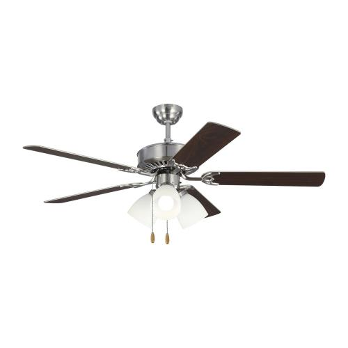 Monte Carlo Fans 5HV523LK Haven - 52 Inch Ceiling Fan with 3 LED Light Kit