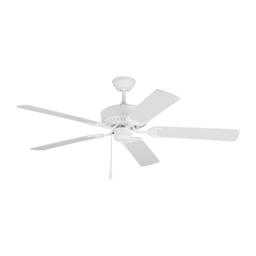 Monte Carlo Fans 5HV52 Haven 5 Blade 52 Inch Ceiling Fan with Pull Chain Control