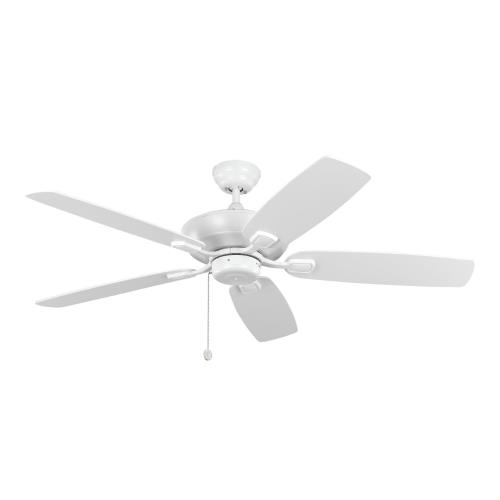 Monte Carlo Fans 5COLONY Colony Max 5 Blade 52 Inch Ceiling Fan with Pull Chain Control