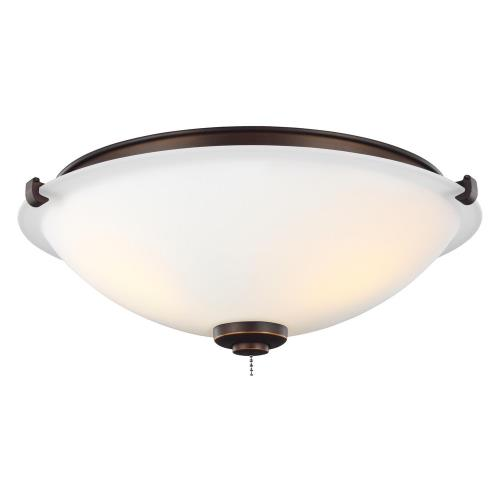 Monte Carlo Fans MC247 15.75 Inch Ceiling Fan - 15.75 Inches Wide by 3.75 Inches High
