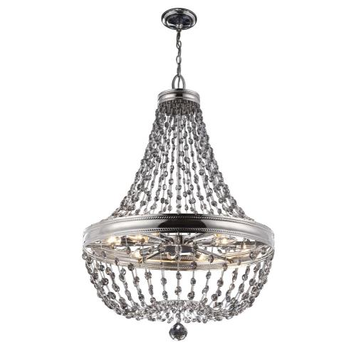 Feiss F2914/12 Malia - Twelve Light Chandelier
