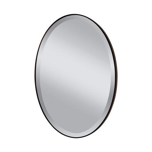 Feiss MR1126ORB Johnson - 36 Inch Oval Mirror