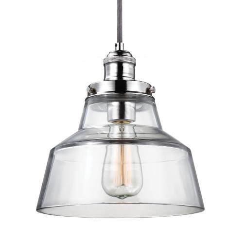 Feiss P1348 Baskin Pendant 1 Light